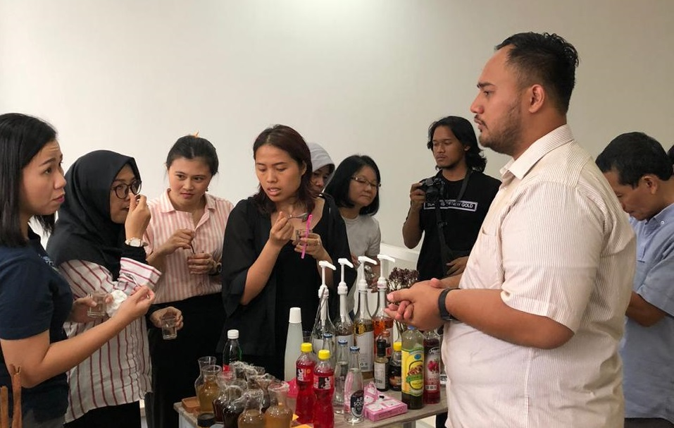 Bonallie X Cakra Virajati: Basic Tea Mixology